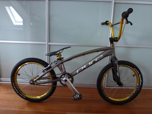 2012 Pure Bicycle Company Pro XL Ti