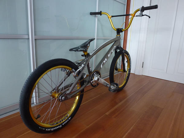 2012 Pure Bicycle Company Pro XL Ti - BMXmuseum.com