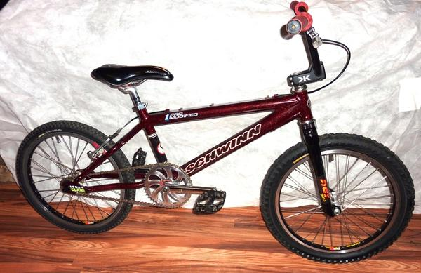 1998 Schwinn Pro Modified 1