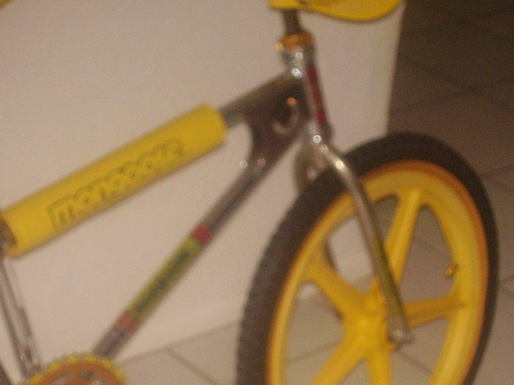 Old Mongoose Bike Old School Bmx Mongoose Bike