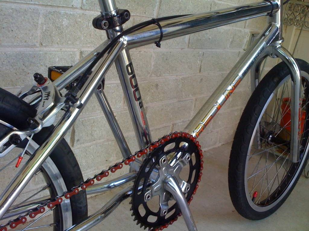 1983 Redline 600a Series Three Bmxmuseum Com
