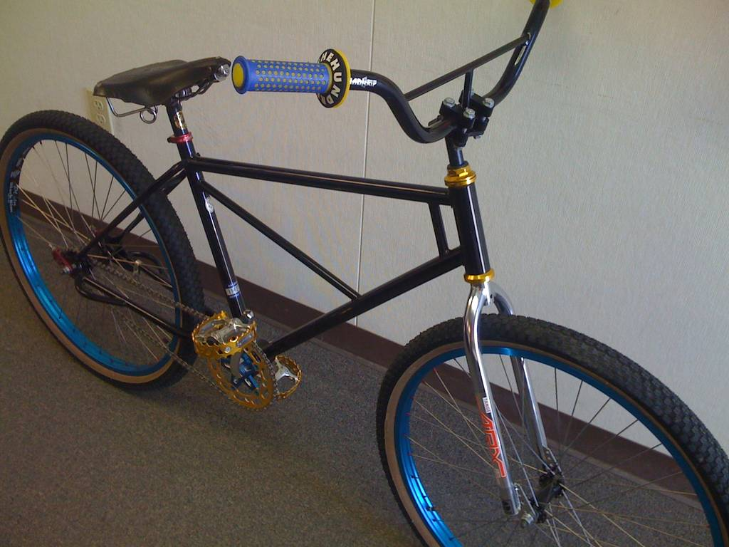 1982 Cycle Pro Custom Cruiser 26 Bmxmuseum Com