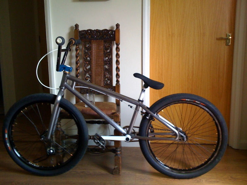 Spin Bikes For Sale >> 2008 WeThePeople Unified Cruiser 24 - BMXmuseum.com