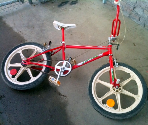 1986 Cycle Pro Jammer