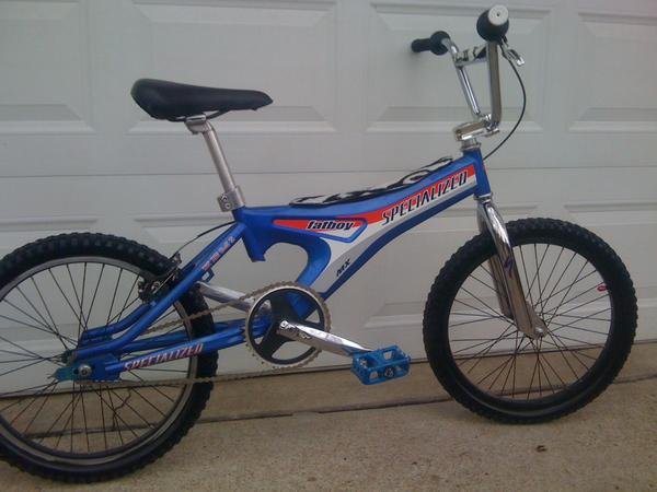 1999 Specialized Fatboy Hemi MX