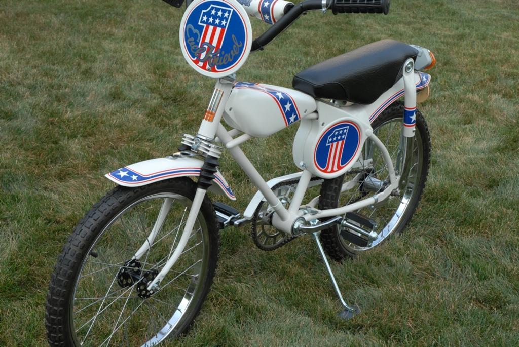 bicycle evil knievel bicycle for sale. Black Bedroom Furniture Sets. Home Design Ideas