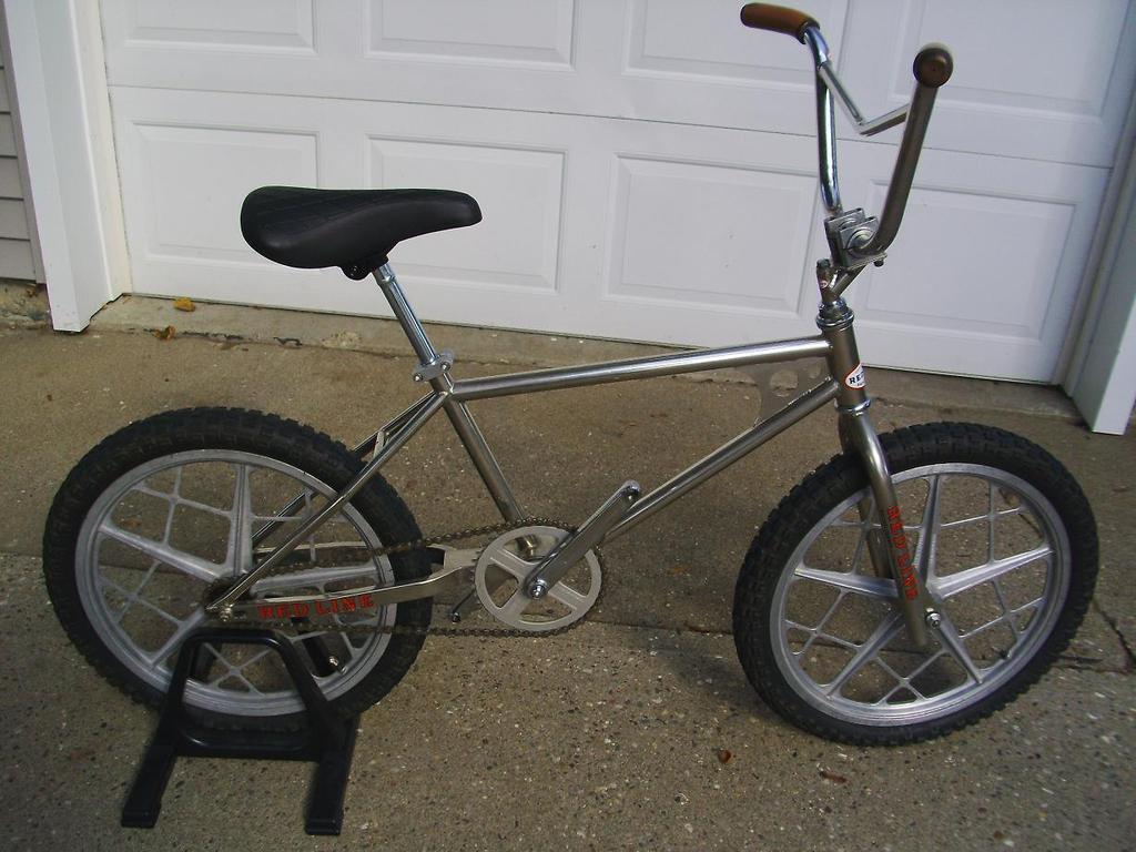 1976 Redline Squareback - BMXmuseum.com