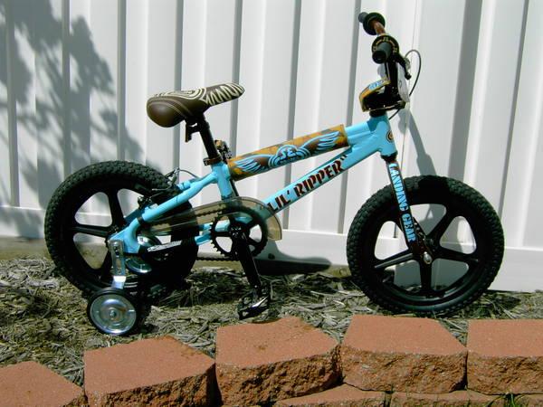 2009 Se Racing Lil Ripper 16 Bmxmuseum Com