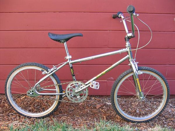 1983 Mongoose Expert