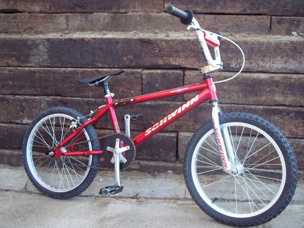 1997 Schwinn Super Stock 3