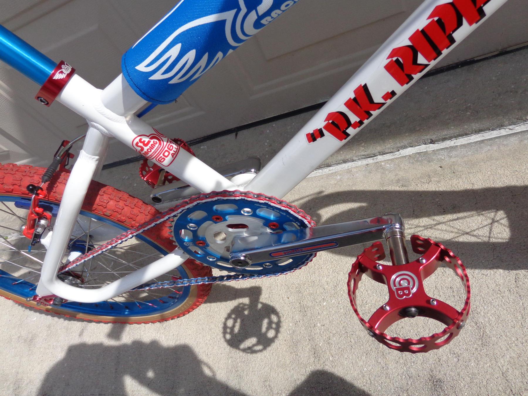 Red Brake Pads >> 2009 SE Racing P.K. Ripper XL - BMXmuseum.com
