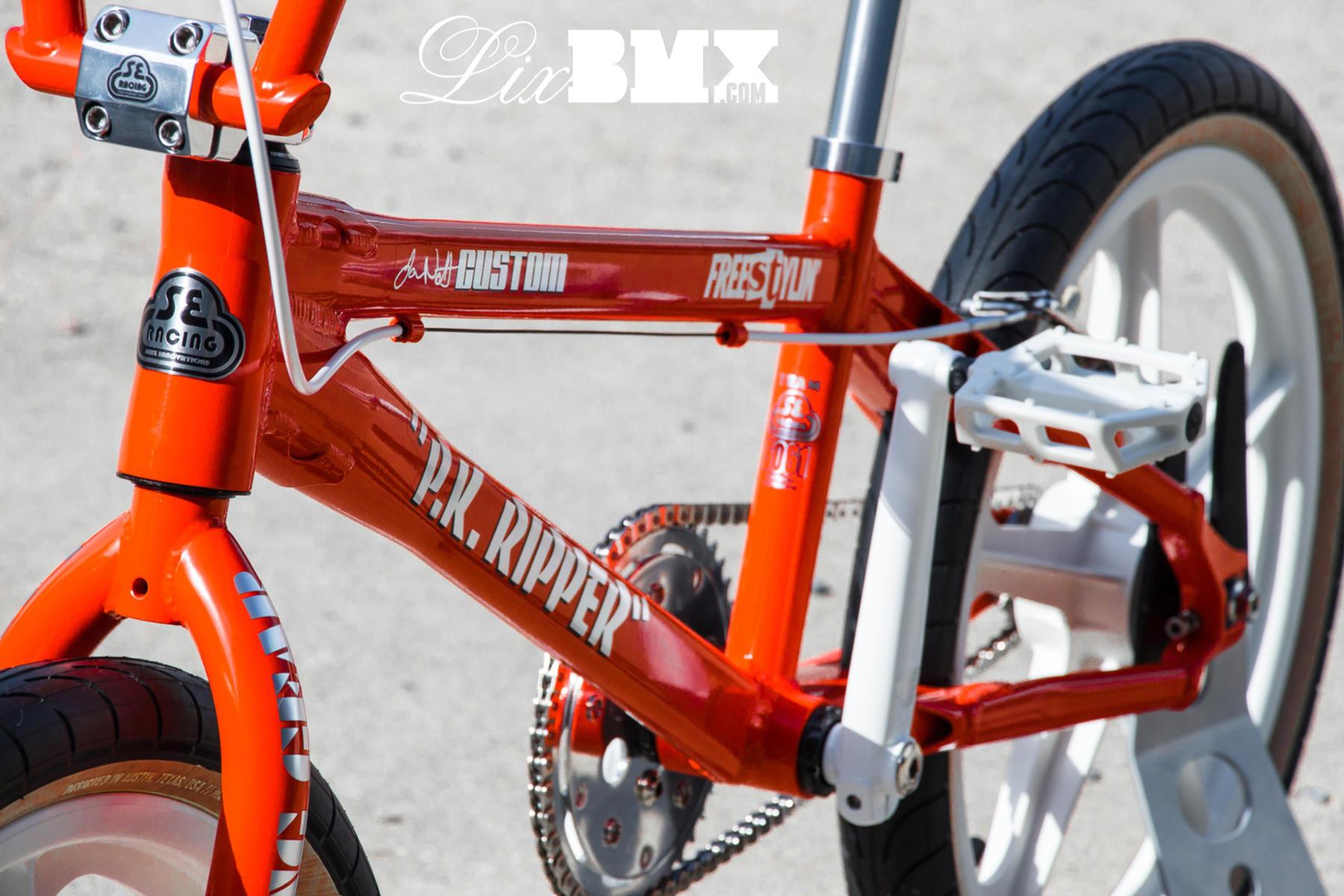 Chevy T Shirts >> 2007 SE Racing P.K. Ripper Team - BMXmuseum.com