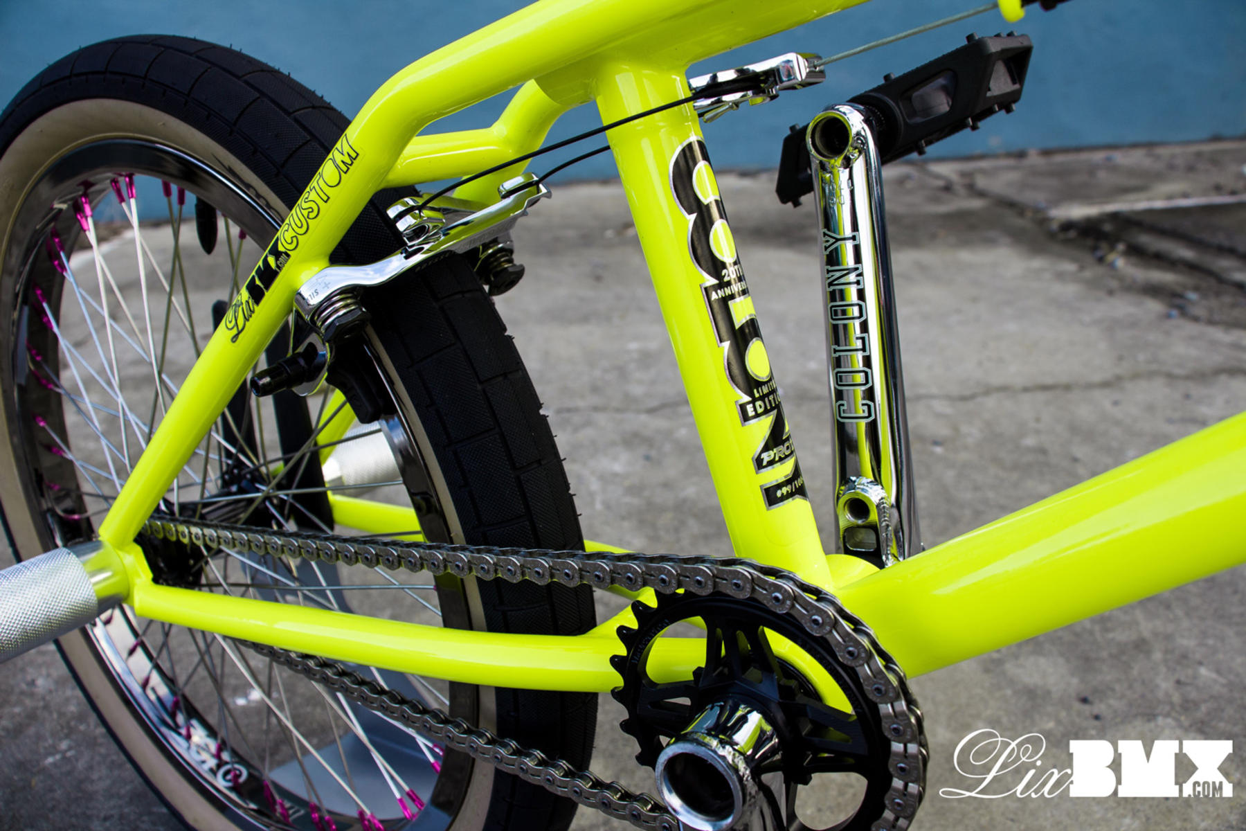 Canfield Swap Meet >> 2014 Colony Prody Limited Edition - BMXmuseum.com