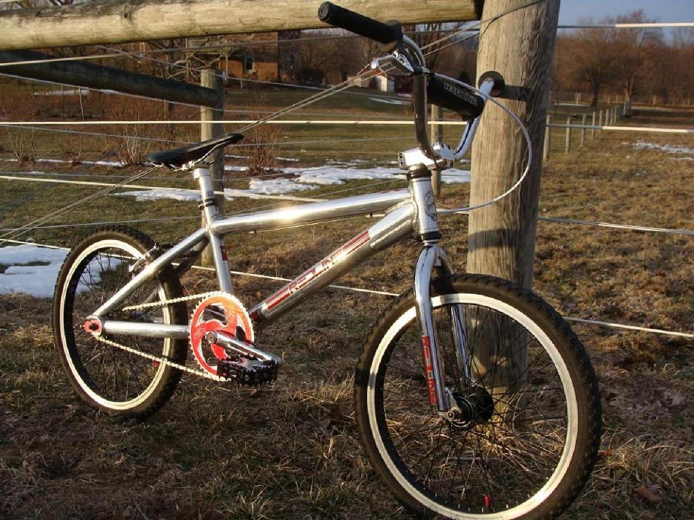 Redline 1985 Proline PL-20-24 Frame Decal Sticker Set Old School BMX