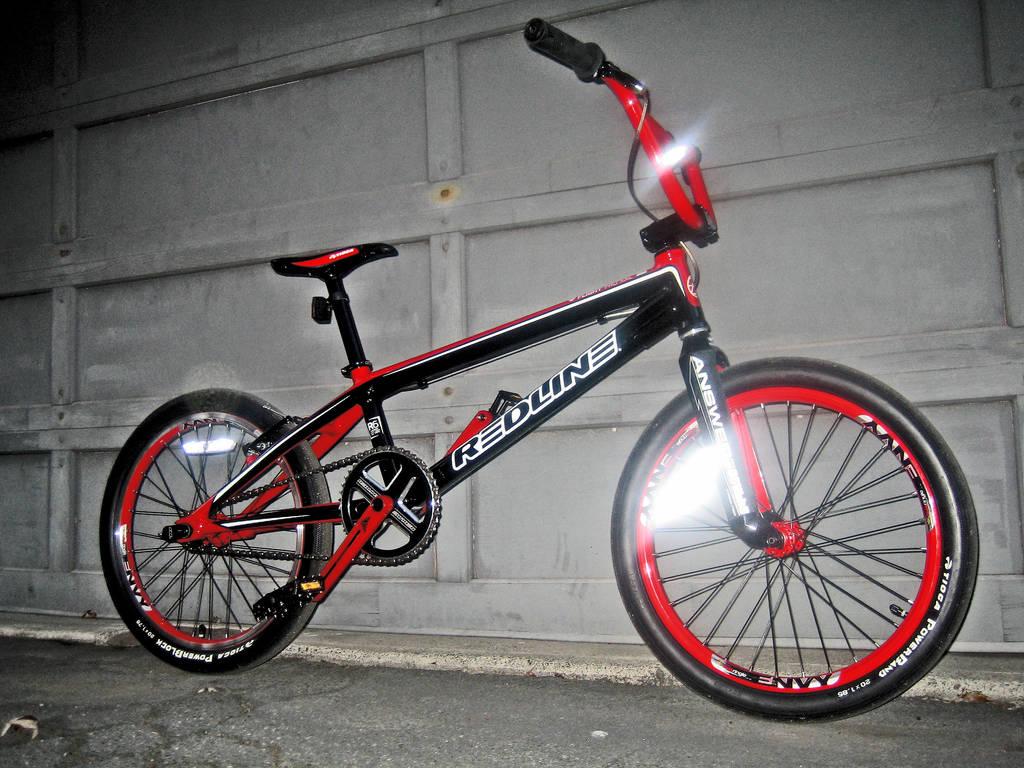 Carbon Fiber Bike >> 2011 Redline Flight Pro XXL - BMXmuseum.com