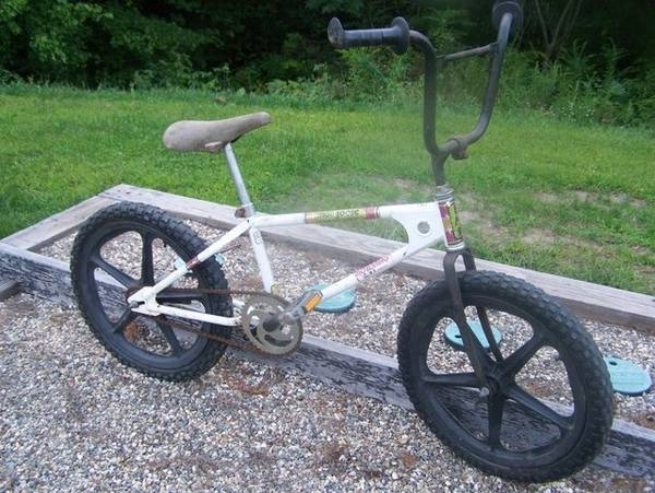 1978 Mongoose Motomag