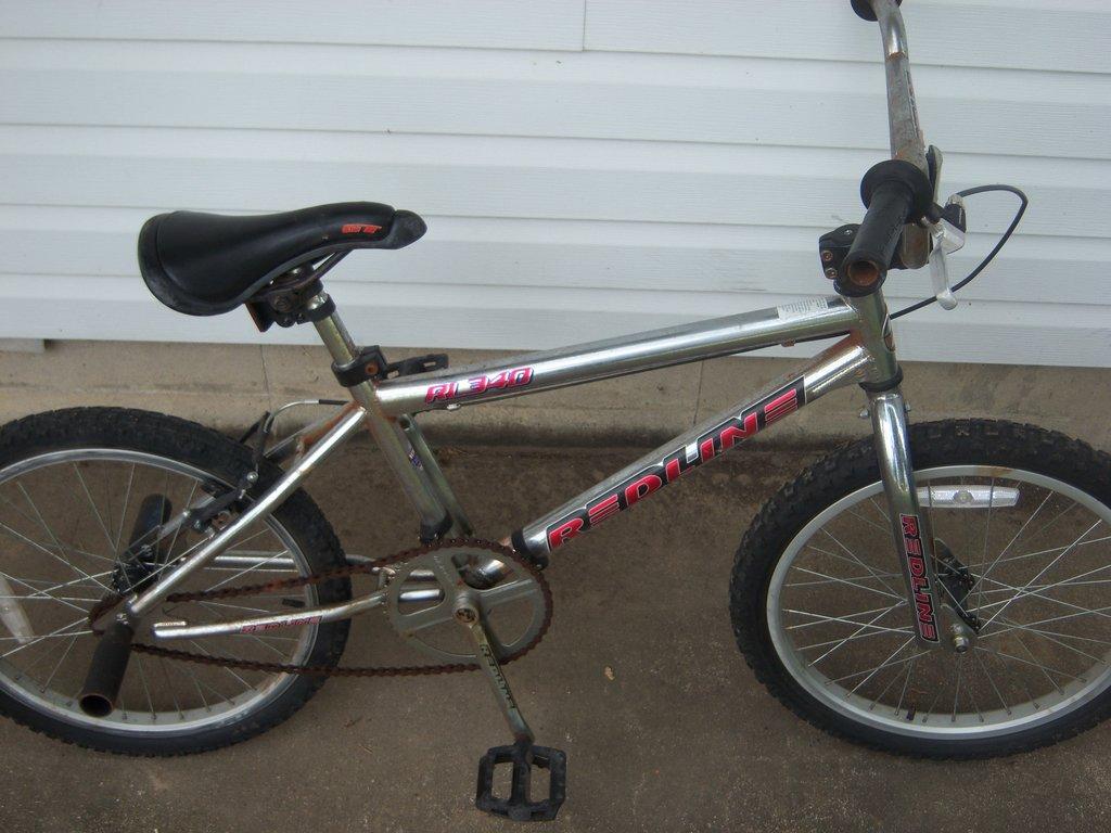 redline 340 bmx bike for sale