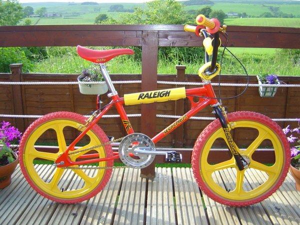 1983 Raleigh Tuff Burner MK1 - BMXmuseum.com