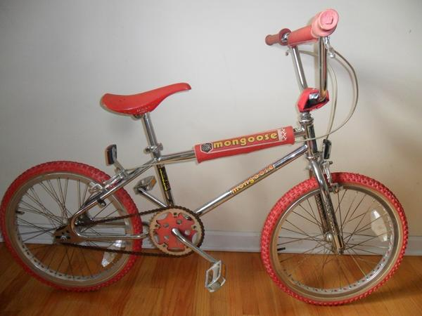 1984 Mongoose Californian