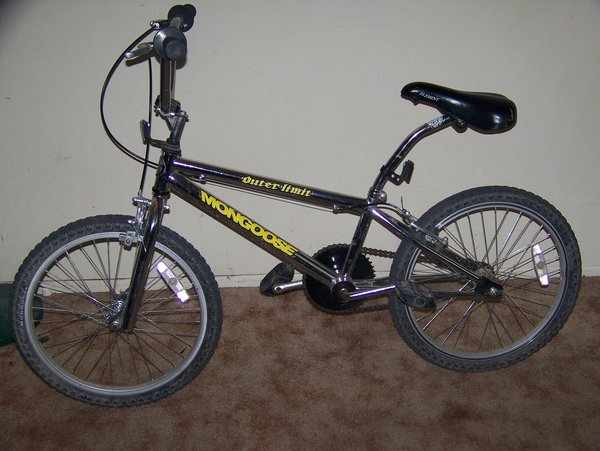 1998 Mongoose Outer Limit