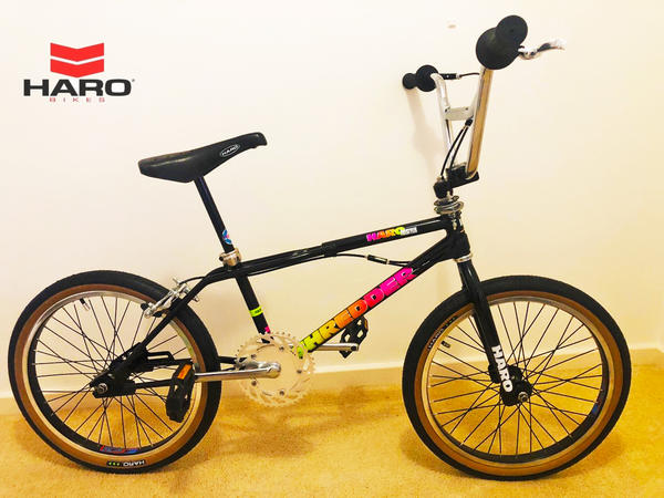 1990 Haro Shredder