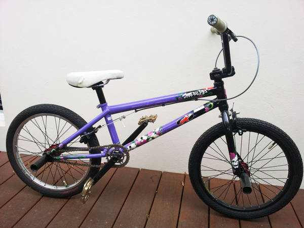 2007 Specialized Fuse 4