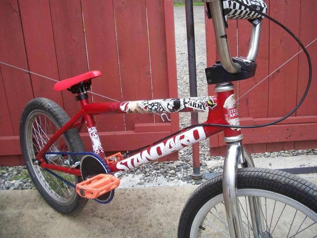 1998 Standard Trail Boss - BMXmuseum.com