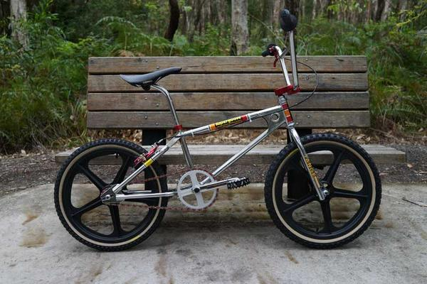 1980 Mongoose Supergoose Bmxmuseum Com