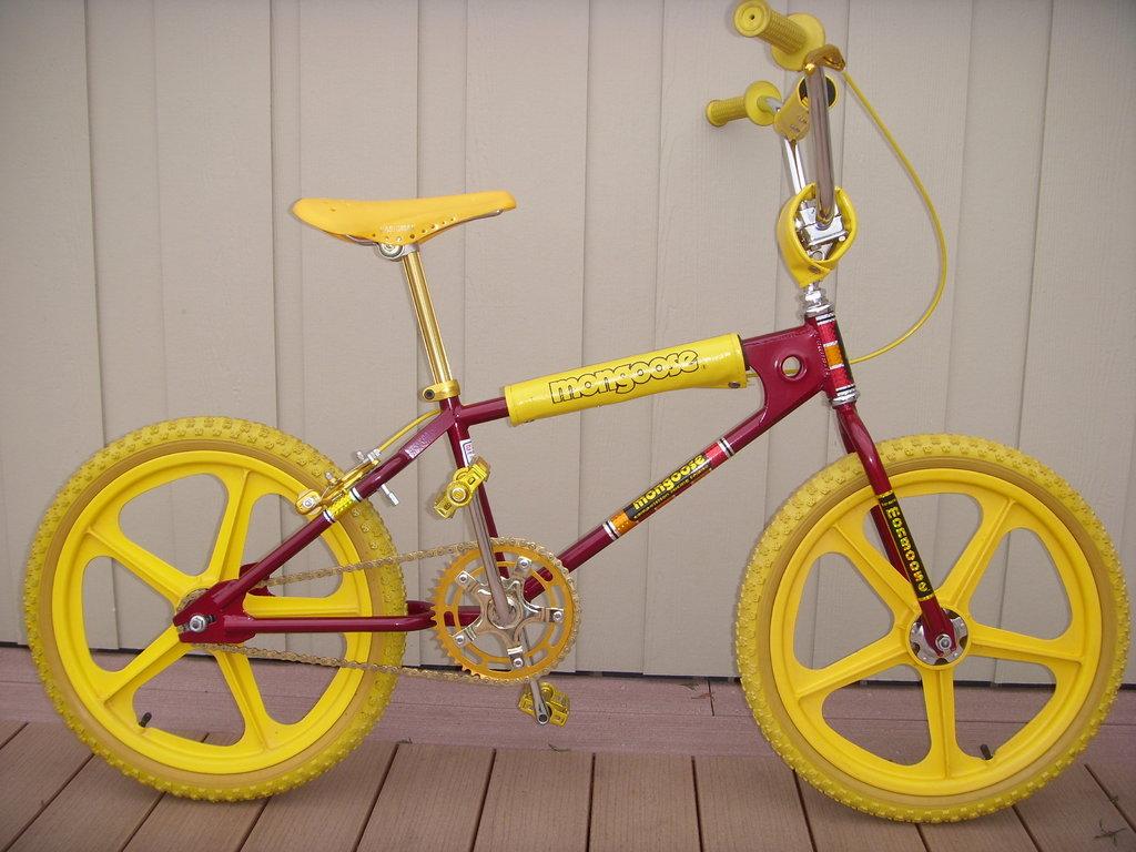 Mongoose Bmx Bikes Good Verip For