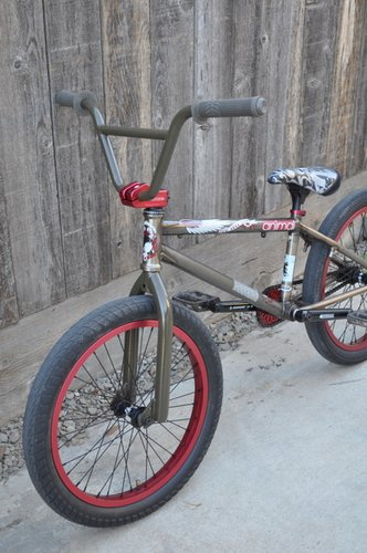how to take apart a bmx bike