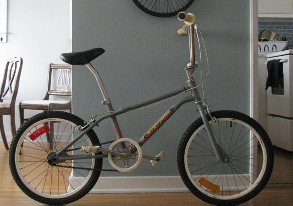 1986 Supercycle Bobcat II