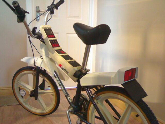 Bmx Bikes For Kids >> 1985 Raleigh Vektar - BMXmuseum.com