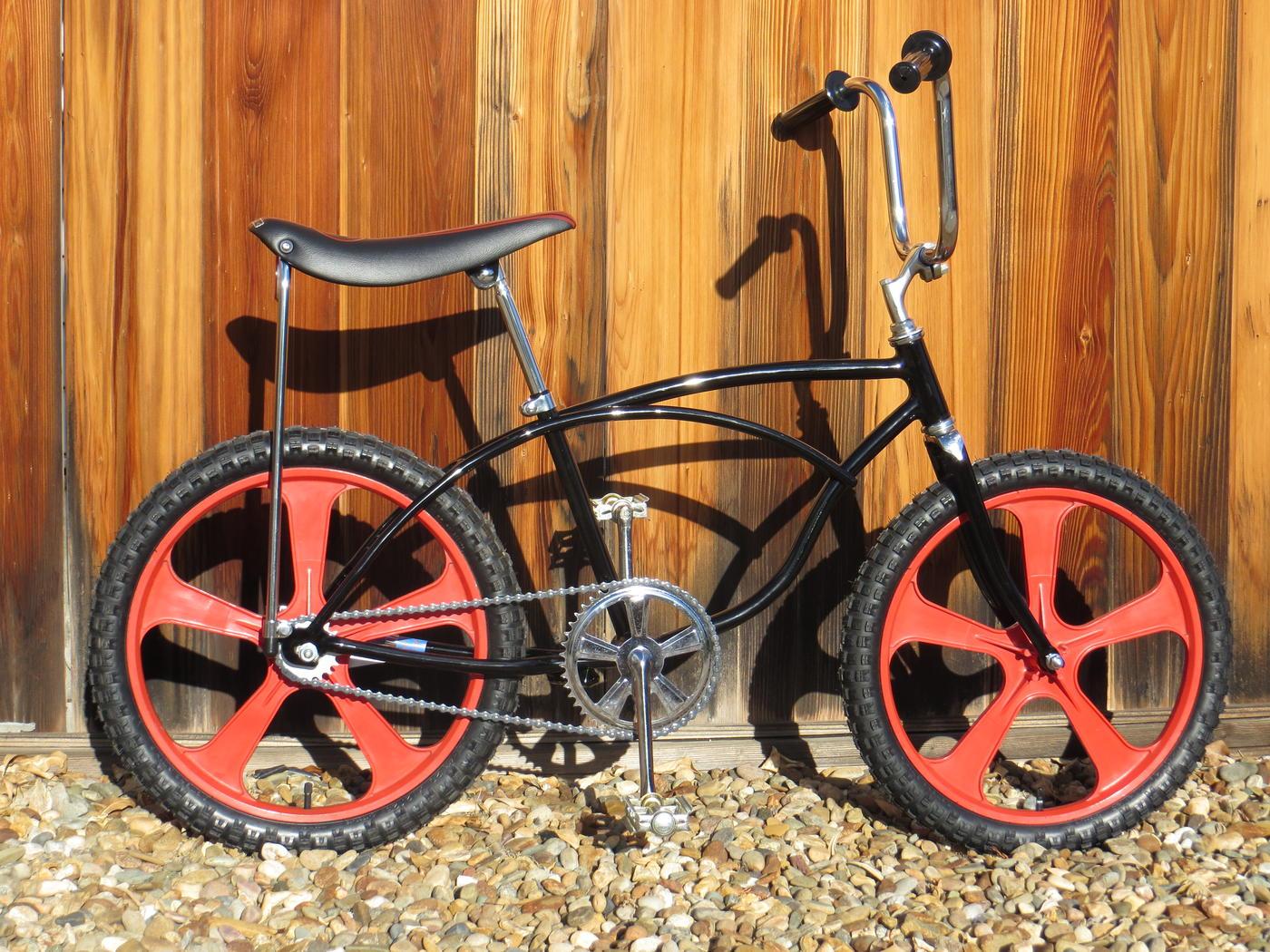 2 Seater Schwinn Bike Parts : Schwinn stingray deluxe bmxmuseum