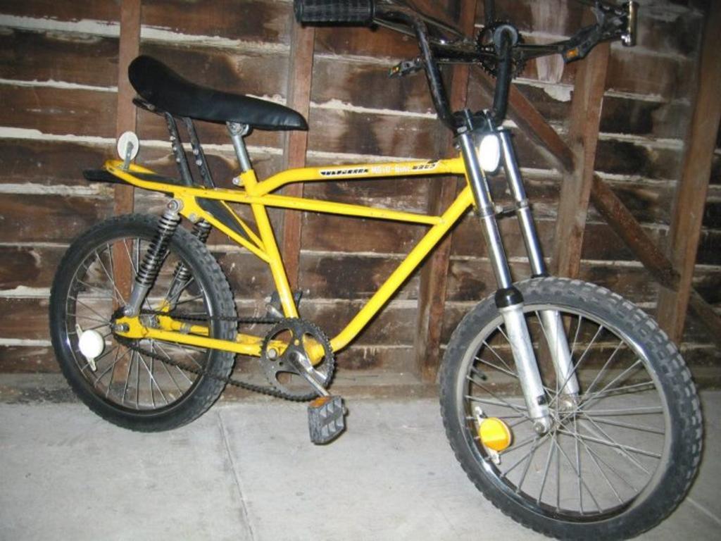 Yamaha Bicycle