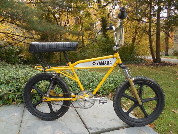 1974 Yamaha Moto-Bike Model A