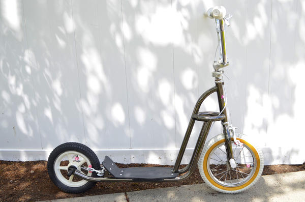 1987 Schwinn Yo Deluxe Scooter 14 Bmxmuseum Com