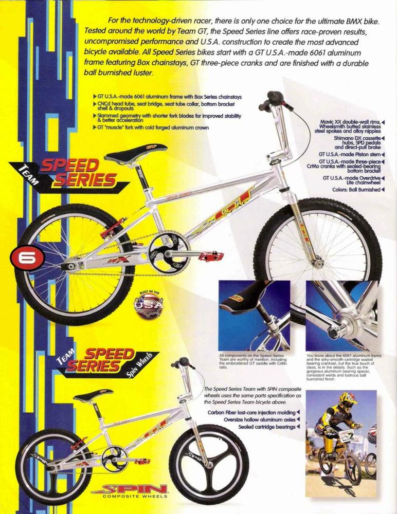 Reference 1998 Gt Dyno Bmx Freestyle