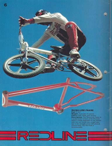 BMXmuseum com Reference / 1981 Redline