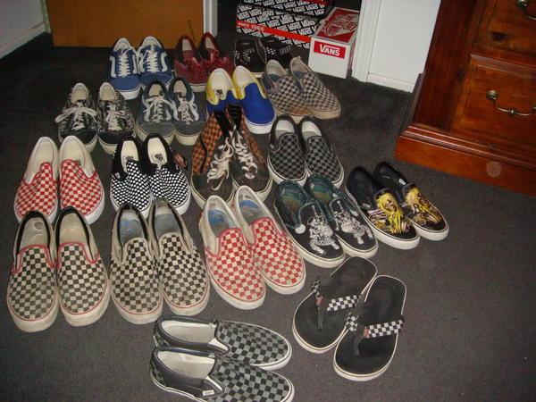 scarpe vans anno 1980